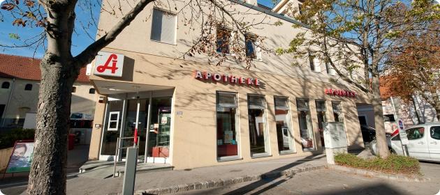 Rohrwald Apotheke | Aussenansicht