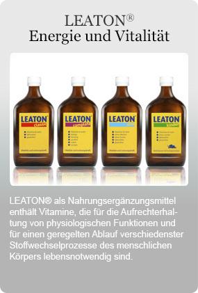 Leaton - Energie und Vitalität