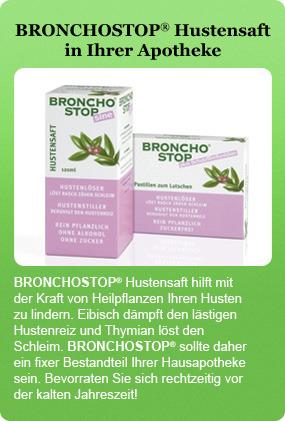 Bronchostop Sine